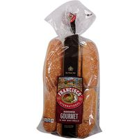 Francisco Gourmet Seeded Buns, 12 ct