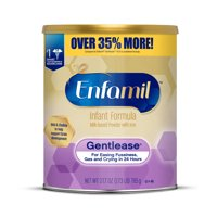 Enfamil Gentlease Infant Formula for Fussiness, Gas, and Crying - Powder, 27.7 oz Can