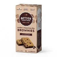 Better Together Baking Chocolate Chip Cookie Frozen Brownies - 5ct