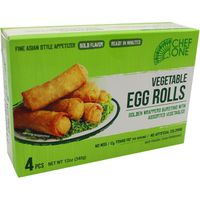 Chef One Egg Roll, Vegetable