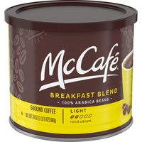 Mc Cafe Breakfast Blend Light Ground Coffee