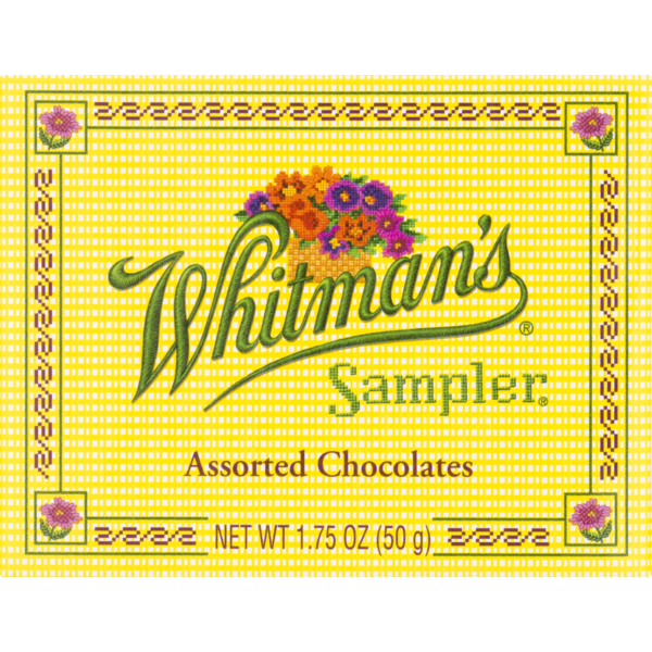 Whitman's Sampler Assorted Chocolates