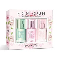 Solinotes Floral Crush Perfume Gift Set - 3pc