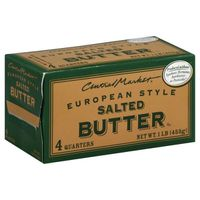 Central Market European Style Salted Butter