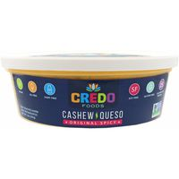 Credo Foods Spicy Cheese Cashew Queso