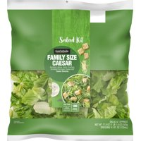 Marketside Caesar Salad Kit Family Size, 17.8 oz