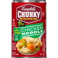 Campbell's® Chunky® Healthy Request® Campbell's® Chunky® Soup, Healthy Request® Chicken Noodle Soup