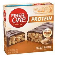 Fiber One Protein Bar, Peanut Butter Chewy Bars