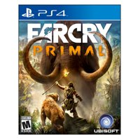 Far Cry: Primal, PlayStation 4 PS4