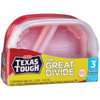 H-E-B Tough & Easy Great Divide Container