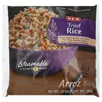 H-E-B Frozen Fried Rice