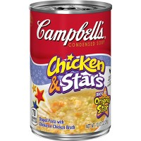 Campbell's Condensed Chicken & Stars Soup 10.5oz