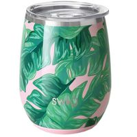 Swig 14 Ounce Stemless Palm Springs Wine Cup