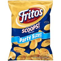 Fritos Scoops! Party Size Corn Chips, 18 Oz.