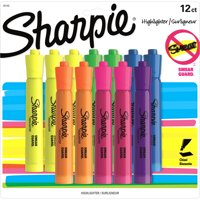 Sharpie Accent Highlighter Chisel Point Style, 12 / Set