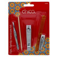 Chica Family Manicure Multi Kit