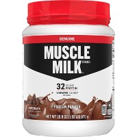 Muscle Milk Lean Muscle Protein Powder - Chocolate - 1.93lb