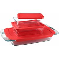 Pyrex Cooking Solved Value-Plus Pack - 6 CT